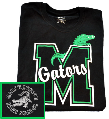 Marsh Gators T Shirts