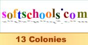 Soft schools.com 13 colonies